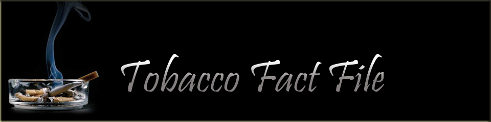Image result for images of the words tobacco facts